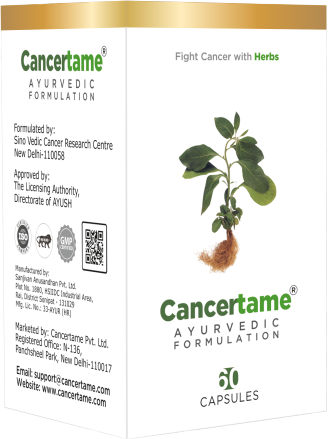 Cancertame® | Ayurvedic Treatment for Cancer